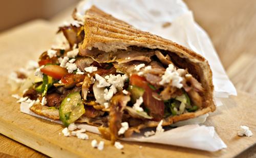 3.Kebab Special