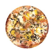 Pizza Veget